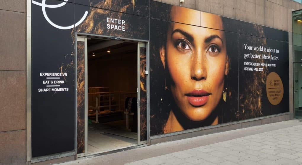Enterspace VR-center Sveavägen