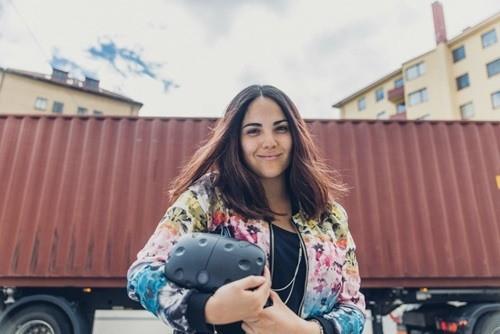 Faviana Vangelius, talare på GamifyUs, om VR/AR