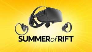 Oculus Rift för bara 4.300 kr