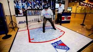 VR för kompetensutveckling i sport: träning med NY Rangers