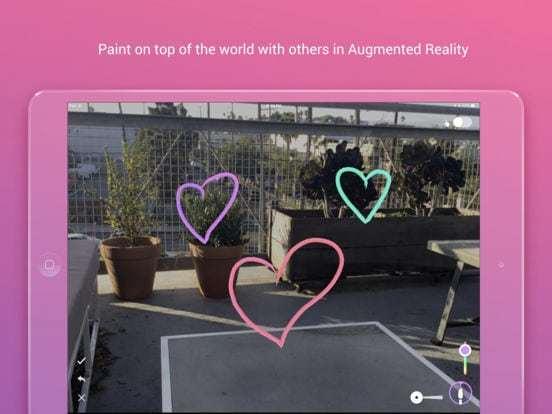 Tips på AR-appar till iPhone/iPad med ARKit