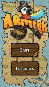 ARrrrgh - ett AR-spel för iPhone från Warpin