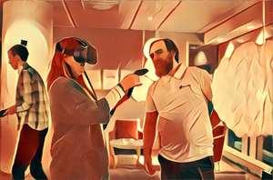 VR-event instruktion