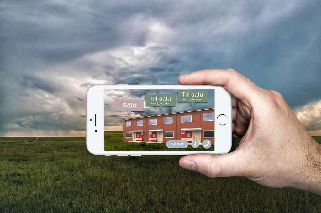 Aroseken Bygg använder augmented reality
