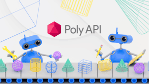 Poly API från Google