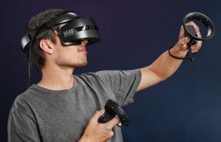 Vi testar HP Mixed Reality VR-headset