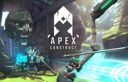 Apex Construct: Stortitel till PSVR, Rift, Vive från Fast Travel Games