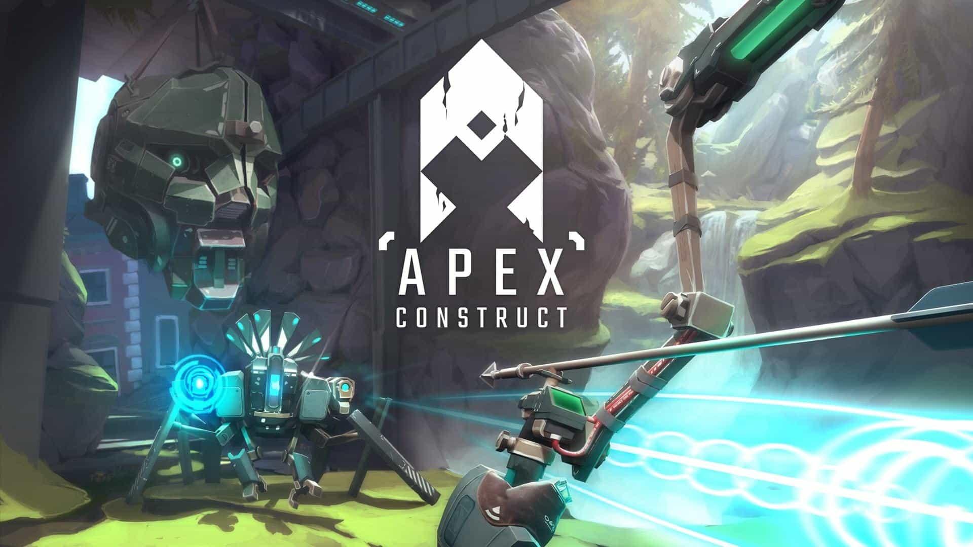 Apex Construct till PSVR Oculus Rift HTC Vive