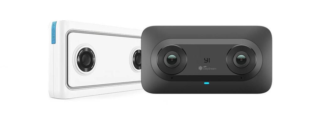 VR180-kameror från Lenovo och Yi - VR/AR på CES 2018