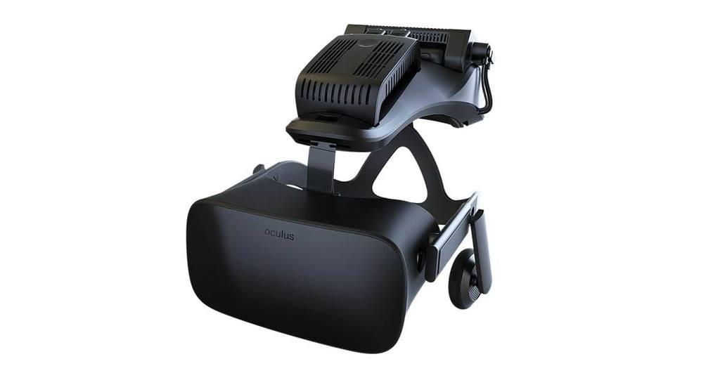 Oculus Rift med TPCast Plus - VR/AR på CES 2018