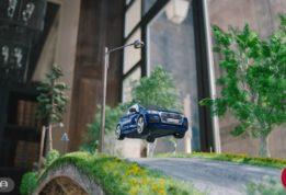 Audi och svenska studion DVA släpper världens första interaktiva AR-tv-reklam