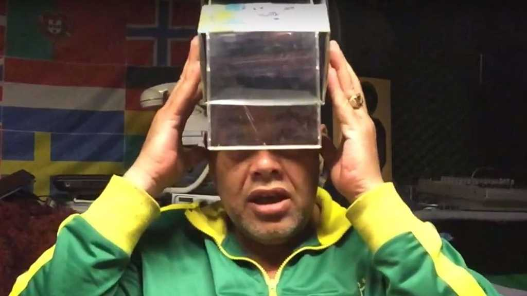 Bygga dina egna AR-glasögon (AR-headset)