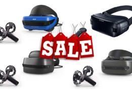 Fyndläge för VR-headsets