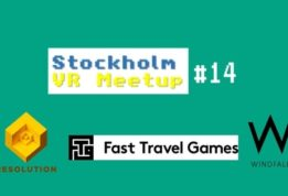Sthlm VR Meetup #14 - se alla presentationer här!