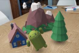 Tips på massor av ARcore-appar att testa till din Androidtelefon