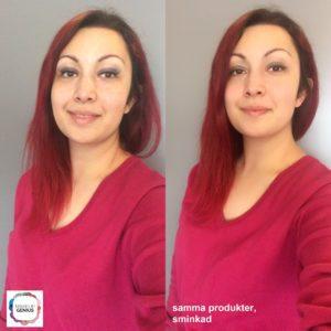 AR-smink MakeUp Genius L'Oreal