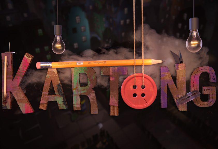 Spelrecension: Kartong- Death by Cardboard! på HTC Vive