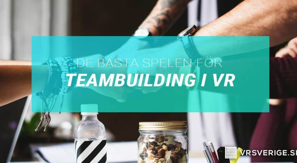 teambuilding med VR