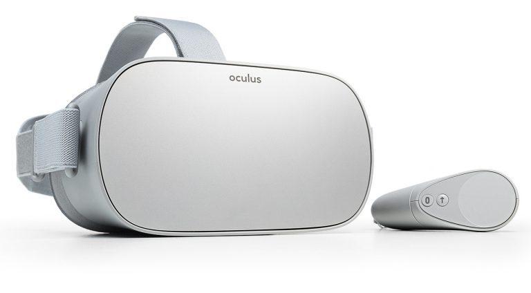 oculus go vr-glasögon