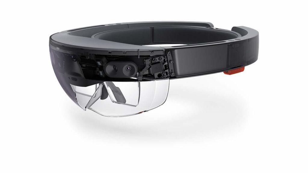 Hololens AR-glasögon från Microsoft