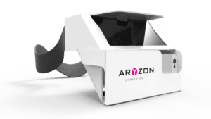 ARyzon AR-glasögon till telefonen