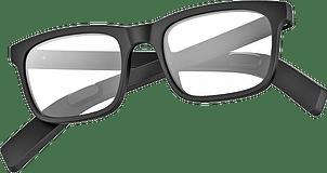 Vue AR-glasögon med endast ljud