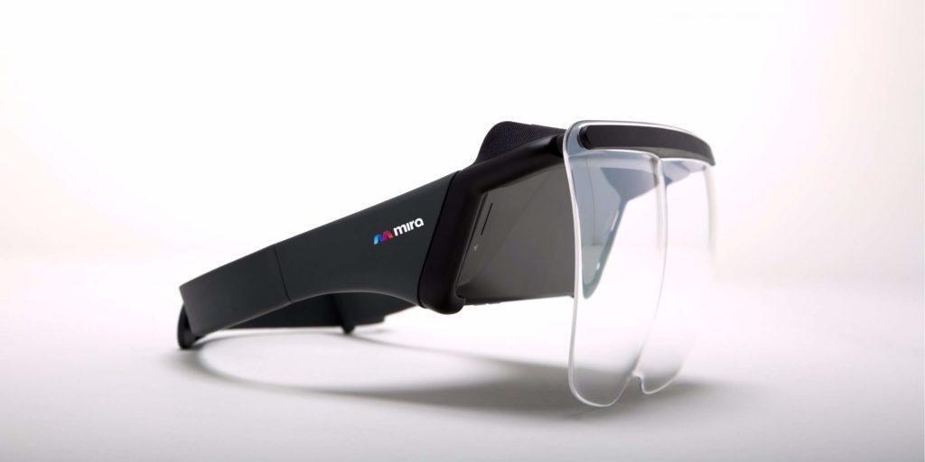 Mira Prism AR-glasögon till telefonen