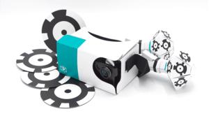 Zapbox AR-glasögon till telefonen
