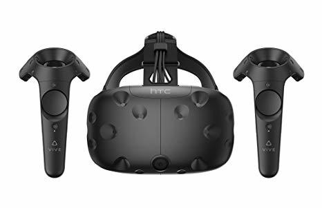 HTC Vive VR-headset till PC