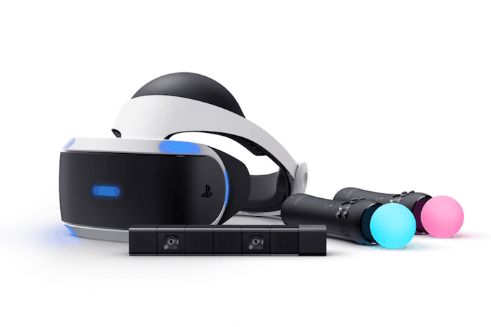Playstation VR, VR-glasögon till PS4