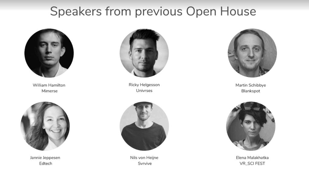 immersive open house talare