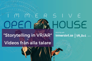 Immersive Open House: storytelling VIDEOS
