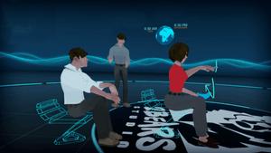 Vive Sync social VR
