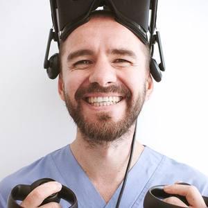 Daniel Kemppi VR-pedagog