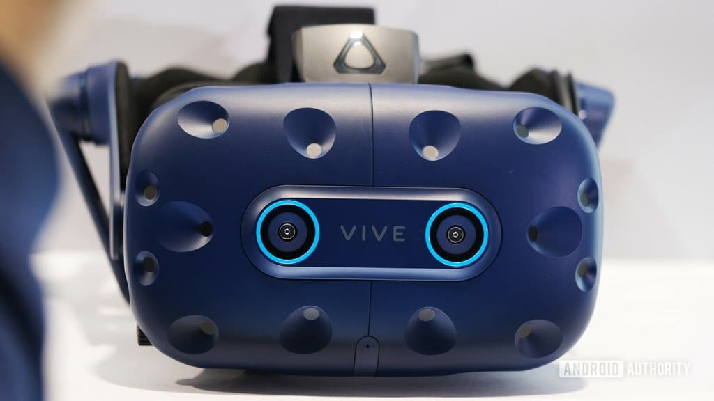 Vive Pro Eye med eyetracking