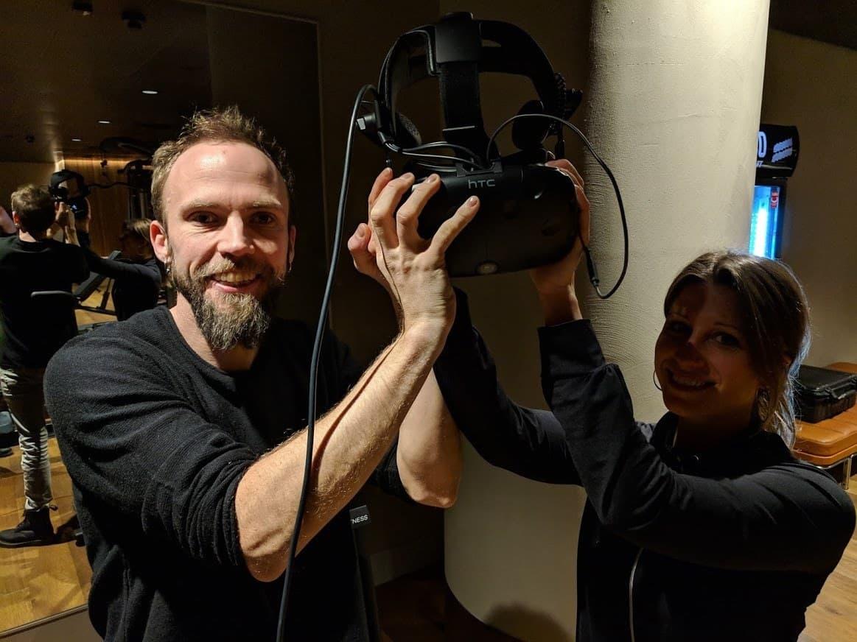 Brain Storm Reality startar Sveriges första VR- gym