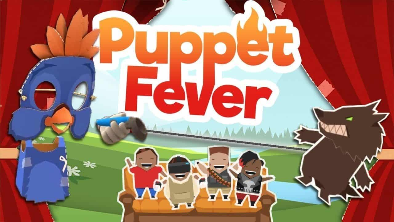 Spelrecension Puppet Fever till HTC VIVE