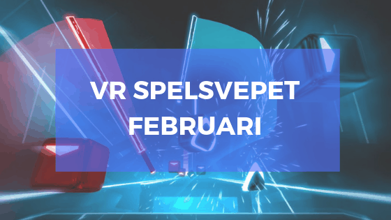 Spelsvepet - Beat Saber till PS VR och skruvade Budget Cuts