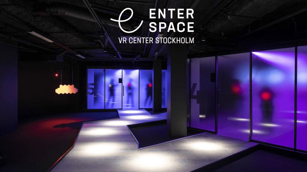 Enterspace VR-center Stockholm