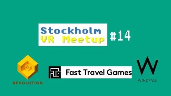 Stockholm VR Meetup, populära lokala event för VR/AR-utvecklare