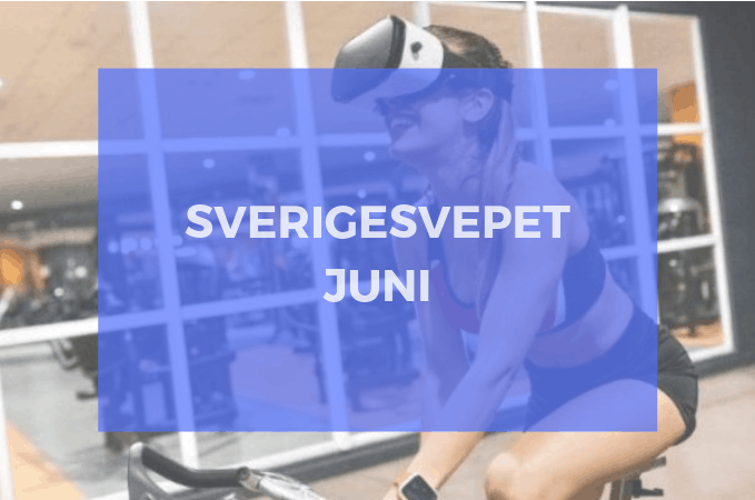 Sverigesvepet Juni