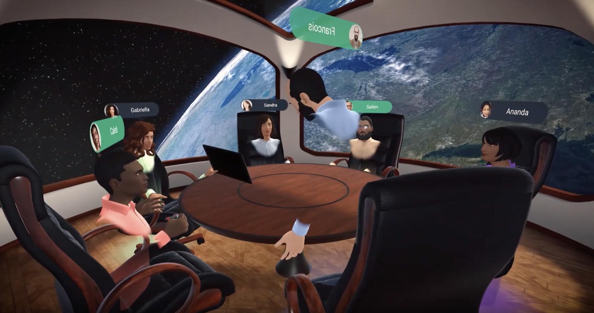 Immersivt erbjuder utbildning & produktion för effektiva VR-möten